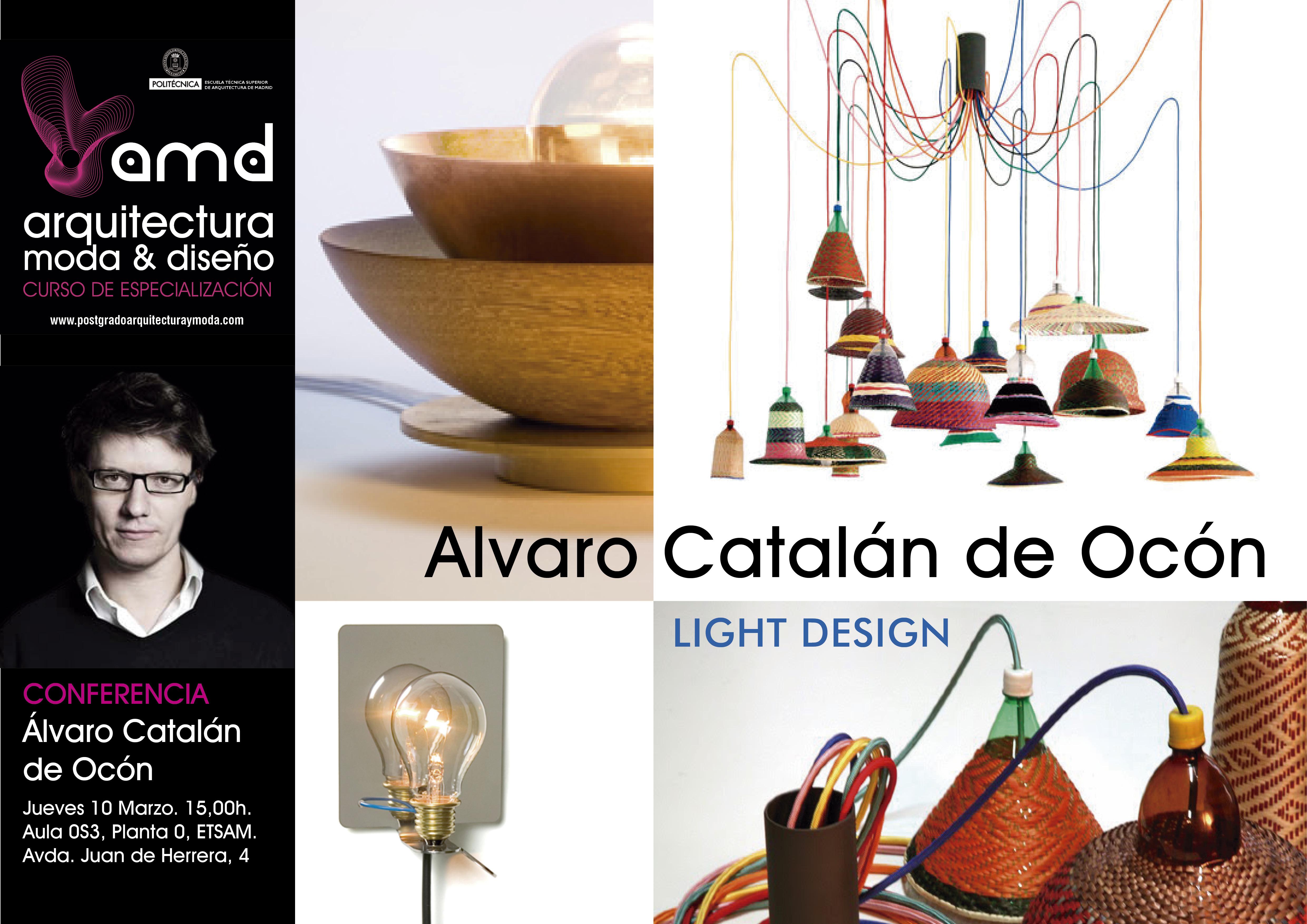 cartel ALVARO CATALAN