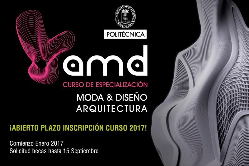 AMD ABIERTO PLAZO INSCRIPCION 2017
